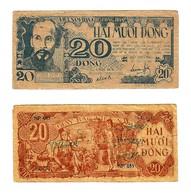 VIETNAM - 20 DONG - 1948 -  WPM N°24  VIET NAM - Viêt-Nam