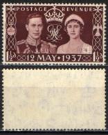 GRAN BRETAGNA - 1937 - INCORNAZIONE DEL RE GIORGIO VI - MNH - 1902-1951 (Re)