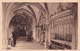 SAINT WANDRILLE  ABBAYE LE LAVABO ET LA PORTE DU REFECTOIRE (dil4) - Saint-Wandrille-Rançon