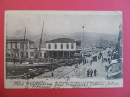 SMYRNE  ( TURQUIE )  N ° 223 Les Quais Et Le Bureau Des Passeports - Turquie