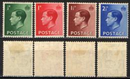 GRAN BRETAGNA - 1936 - EFFIGIE DEL RE EDOARDO VIII - MH - Nuovi