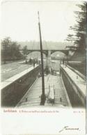 Lobbes. L'Elcuse Et La Pont Du Chemin De Fer. - Lobbes