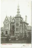Lobbes. Le Château. - Lobbes