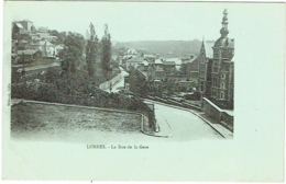 Lobbes. Rue De La Gare. - Lobbes