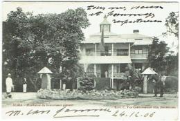 Congo. Boma. Habitation Du Gouverneur Général. - Brazzaville