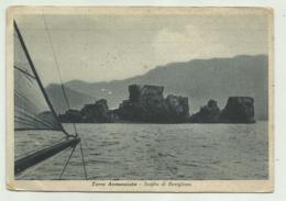 TORRE ANNUNZIATA - SCOGLIO DI ROVIGLIANO - VIAGGIATA FG - Napoli (Naples)