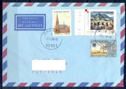 K292- Postal Used Cover. Posted From Croatia To Pakistan. - Croatia