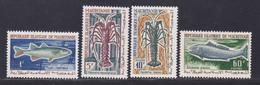 MAURITANIE N°  179 à 182 ** MNH Neufs Sans Charnière, TB (D8664) Poissons Et Crustacés - 1964 - Mauritanie (1960-...)