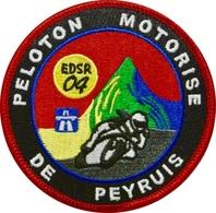 Gendarmerie - Peloton Motorisé PEYRUIS - Police & Gendarmerie