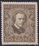 Osterreich     .     Yvert  .       296      .     **    .          Postfrisch  .     /   .    Postfris - 1918-1945 1. Republik