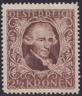 Osterreich     .     Yvert  .       290       .     **    .          Postfrisch  .     /   .    Postfris - 1918-1945 1. Republik