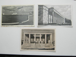 3 Propagandakarten - Allemagne