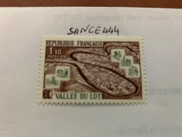 France Tourism Val De Lot Mnh 1974 - France