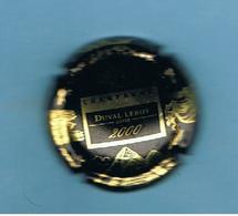 CAPSULE-CHAMPAGNE DUVAL LEROY-CUVEE 2000- - Duval-Leroy