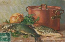 Brochet Et Carpe Cuisine  Recette Signée Billing - Fish & Shellfish