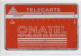 ONATEL  - 120 - 106C - Burundi