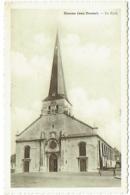 Hamme (aan Durme). De Kerk. - Hamme