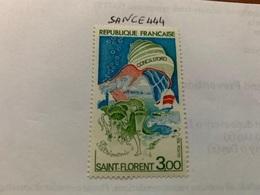 France Tourism Saint Florent Conca D'oro Mnh 1974 - France