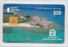 BTCL - 20 - FORT ST. CATERINE - Bermuda