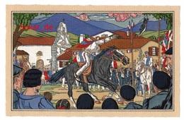 """PAYS BASQUE - Illustrateur Pablo TILLAC """"Le Jeu Du Canard (Antzara-Yokoa)"""" No 10 - Autres Communes"""