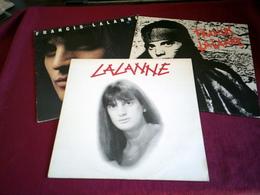 FRANCIS  LALANNE  °  COLLECTION DE 7 VINYLES 33 TOUTS DIFFERENTS - Vinyles