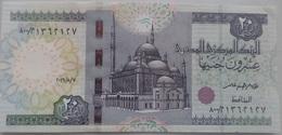 20 Pounds Egypt 2016 UNC-- Tarek Amer Replacement (800)  (Egypte) (Egitto) (Ägypten) (Egipto) (Egypten)  Africa - Egypte