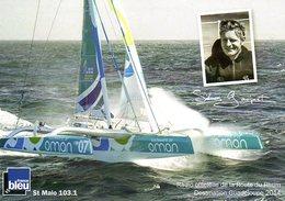 Route Du Rhum 2014 : Le Voilier De Sidney Gavignet - Voiliers