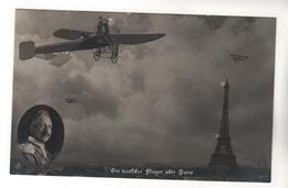 2998, Ein Deutscher Flieger über Paris, Kaiser Wilhelm - Guerra 1914-18