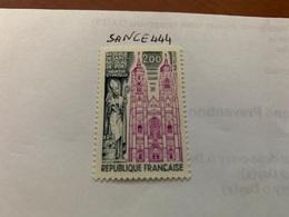 France Basilica St Nicolas De Port Mnh 1974 - France