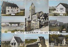 50 - SAINT GERMAIN SUR AY PLAGE  -  Multivues      H - France