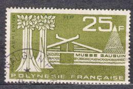 French Polynesia Polinesie 1965 Mi#45 Used - Polinesia Francese