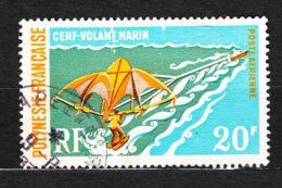 French Polynesia 1971 Mi#132 Used - Polinesia Francese
