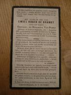 Lokeren Heiende Emiel De Brandt 1907 1927 - Images Religieuses