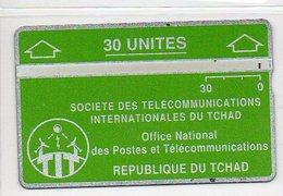 30 UNITES - 244A - Tsjaad