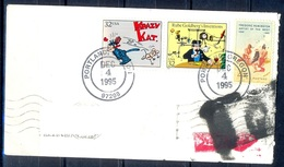K362- Postal Used Cover. Posted From USA To Pakistan. - United States