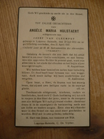 Lokeren Heiende Angèle Hulstaert 1913 1947 - Images Religieuses