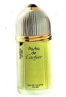 CARTE PARFUMEE PASHA DE CARTIER - D'AVANT 1998 - RECTO / FILM - EXCELLENT ETAT - - Perfume Cards
