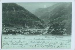 W1C32/ Tirol Gruß Aus Landbeck Ca.1900 AK - Austria