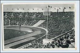 W1F63/ Olympiade Reichssportfeld 1938 AK - Olympic Games