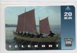 TELEKORT - 20 KR - Faroe Islands