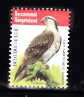 Belgie 2011 Mi Nr 4137 Visarend, Fishhawk: Aangetekend, Registered, Niet Gestempeld - Usati