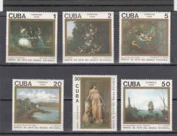 Cuba Nº 2982 Al 2986 - Cuba