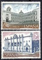 España. Spain. 1979. Colegio Mayor San Bartolome Bogota. Universidad San Marcos. Lima - 1971-80 Unused Stamps