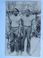 C.P.A. : Nouvelle Calédonie : Indigènes De L'Ile Maré (Loyalty), En 1909 - Nouvelle-Calédonie