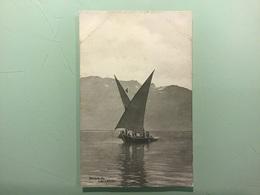 Barque Du Lac Léman - Suisse