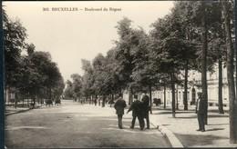 BRUXELLES :   Bd Du Régent - Avenues, Boulevards