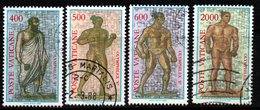 R323. VATICAN 1987. SC#:788-791 - USED - OLYMPHILEX'87 - Vaticano (Ciudad Del)