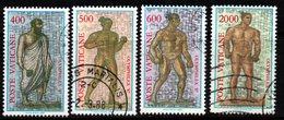 R323. VATICAN 1987. SC#:788-791 - USED - OLYMPHILEX'87 - Vatican