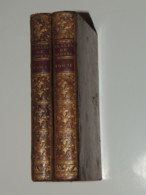 GROZELIER - Fables Nouvelles, Divisées En Six Livres - 1760-1768 - 2 Vol. Reliés - Libros, Revistas, Cómics