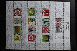 Polen 4270-4282 ** Postfrisch Als Zd-Bogen #RS223 - Polen